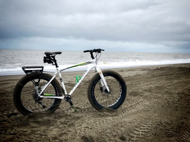 Beach Biking Barrow