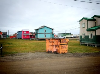 Dumpsters of Barrow