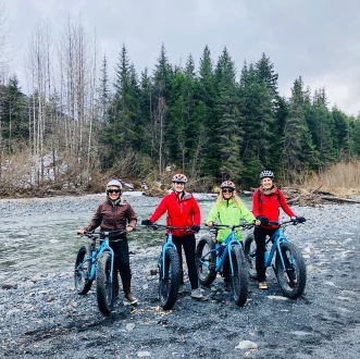 GBA Spring 2018 - Glacier Creek