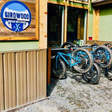 Girdwood Brewery Stop